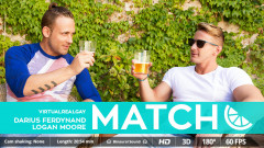 Virtual Real Gay - Match
