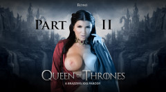 Queen Of Thrones Part 2 - A XxX Parody