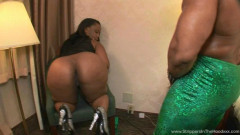 black exclusive big round ass Cherise Rose fuck