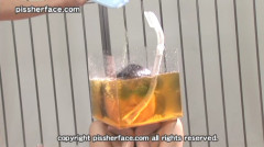 Japanese Massive Piss Drink - PissHerFace