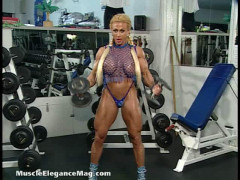 Muscular women (bodybuilders) Part3
