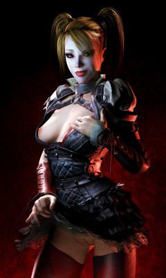 Harley Quinn - Assembly | Download from Files Monster