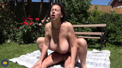 British big breasted temptress Eva Jayne fucking and sucking 1080p | Download from Files Monster