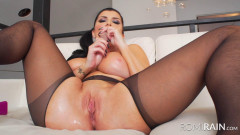 Slick With Oil - Romi Rain - Full HD 1080p | Download from Files Monster