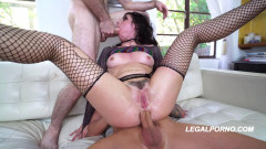 Keira Croft in destructive orgy with DP fuck   Download from Files Monster