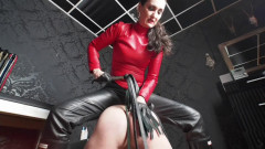 Lady Victoria Valente - Whipping In Wellingtons Boots! - HD 720p | Download from Files Monster