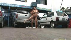 Amateur latina Cordoba car repair shop sex   Download from Files Monster