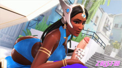 Best Animated Porn Compilation -Overwatch Ebony- Edition | Download from Files Monster