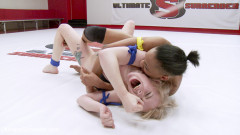 Once a rookie, Now a bully, Nikki Darling Destroys her Opponent | Download from Files Monster