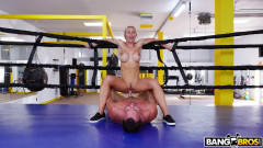 Creampie During A Hard Work Out | Download from Files Monster