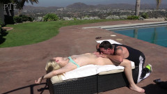 Lily Rader - PST - Towel Strangler | Download from Files Monster