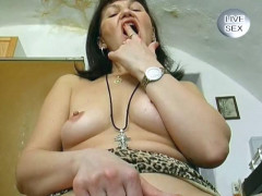 Mature woman stripping | Download from Files Monster