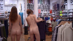 Gia Hill & Noma - American Apparel Shopping Spree | Download from Files Monster
