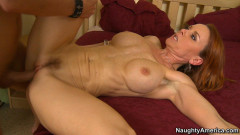 Young Guy Slides Into The Hot Milf's Panties | Download from Files Monster