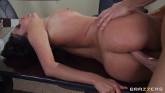 Naughty Brunette Needs More From Him And His Office | Download from Files Monster