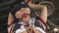 Xrw-072 - Aphrodisiac rapture Schoolgirl Bondage. Muto Tsugumi | Download from Files Monster