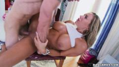 Olivia Austin - Cum craving Olivia Austin fucks hard for a load to swallow! | Download from Files Monster