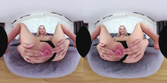Czech VR Casting 116 - Come in Mouth of VR First-Timer | Download from Files Monster