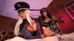 Helpless Fuck-Toy for the Guardesses | Download from Files Monster