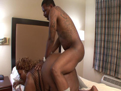 Fat ass ebony bitch loves rough sex | Download from Files Monster