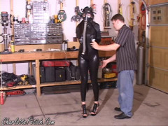 Charlotte Fetish Charlotte Brooke Latex Device Bondage 45 Video Part Two (2003-2013)   Download from Files Monster