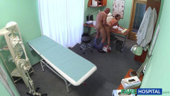 Hot nurse prescribes fucking for muscle enhancement | Download from Files Monster