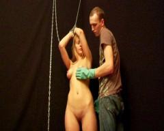 Slavegirl Susan - Cruel Punishment   Download from Files Monster
