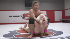 Classic Nerd vs. Jock match. Lorelei Lee's Debut Wrestling Ariel X | Download from Files Monster