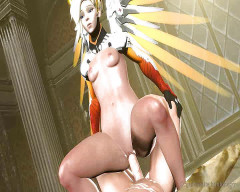 Mercy - Overwatch | Download from Files Monster