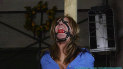 Cruel Gags and Crotchrope for Crystal Frost - Part 1 | Download from Files Monster