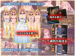 Princess Escalation Princess of Confession | Download from Files Monster