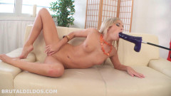 The blonde and asks dick in the asshole! | Download from Files Monster