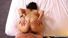 Sanaz - Thick busty dark skin amateur MILF | Download from Files Monster