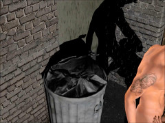 dark alley fun | Download from Files Monster