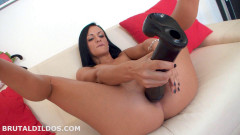 Black Sophie - Dildo machine | Download from Files Monster