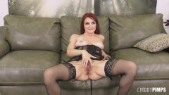 Fiery Redhead Violet Loves Sex | Download from Files Monster