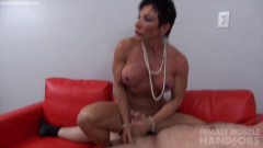 Anna Phoenixxx - She Loves A Good Bicep Cumshot | Download from Files Monster