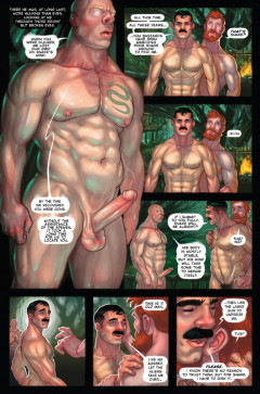 Gay Comics Collection (1995-2014) | Download from Files Monster