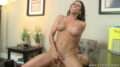 Busty Sexy Hottie Playing Tricks In The Boss's Office | Download from Files Monster