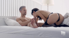 Lina Arian - Beautiful brunette orgasms hard in morning fuck 1080p | Download from Files Monster