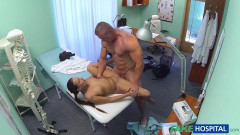 Sexy Nurse Gets A Mouthful Of Cum In The Doctors Office | Download from Files Monster
