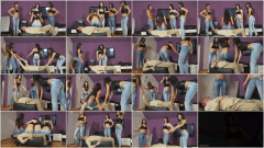 Emily, Gia, Kourtney and Teodora - Girls in jeans - Part 2 - HD 720p | Download from Files Monster