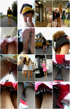 Public Upskirt In Russian City | Download from Files Monster