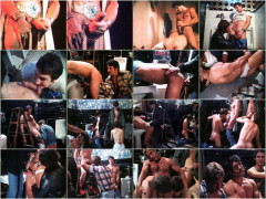 A Night At The Adonis (1980) -  Jack Wrangler, Mandingo, Chris Michaels | Download from Files Monster