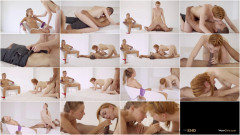 Tiny girls rides on monster's dick | Download from Files Monster