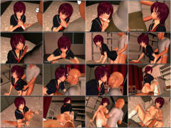 Teen anime babe take  big dick | Download from Files Monster