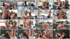 Playful Girl Is A Sexy Aerobics Instructor | Download from Files Monster