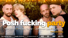 Virtual Real Gay - Posh fucking party | Download from Files Monster