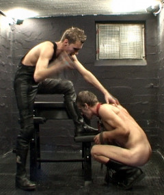 HEAVY Corporal Punishment for a Czech Boy | Download from Files Monster