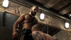 Leather Big Wolf vs Axl Black | Download from Files Monster